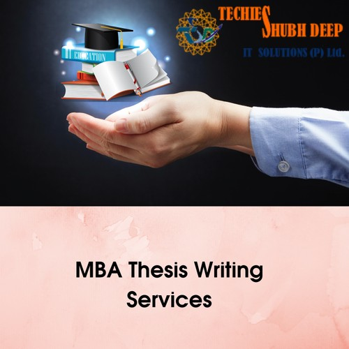 MBA Thesis Writing Services In India