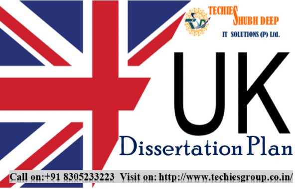 UK Dissertation Plan Services
