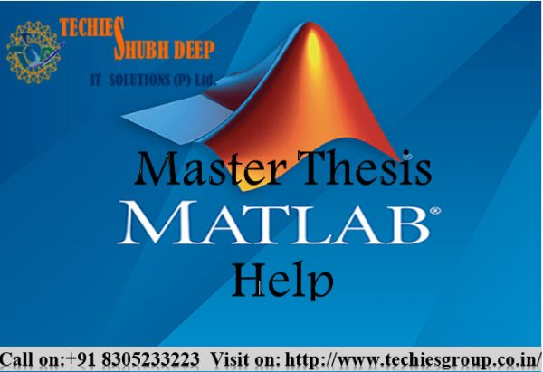 Master Thesis MATLAB Help Services